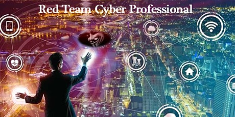 Red Team Cyber Professional tickets