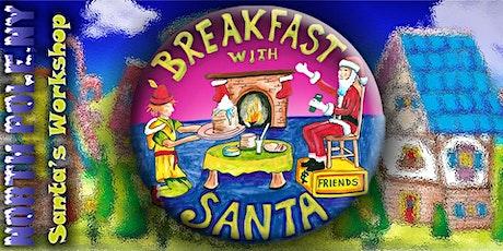 2020 Breakfast with Santa tickets