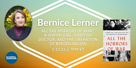 Bernice Lerner discusses All the Horrors of War tickets