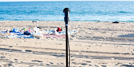 The Ocean Mic Show | Comedy on the Beach! tickets