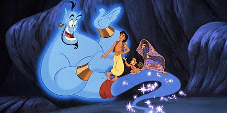 ALADDIN (Disney animated original!) Family Sunday tickets