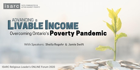 Advancing a Livable Income: Overcoming Ontario's Poverty Pandemic tickets