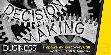 Personal&Business growth uniti in una innovativa formula verso il successo. biglietti