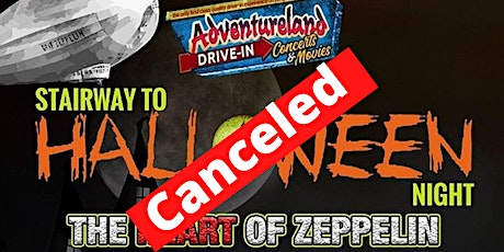 Stairway To Halloween Night- The Heart Of Zeppelin: Adventureland Concert tickets