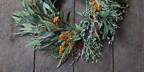 Wreath Making in the Garden tickets