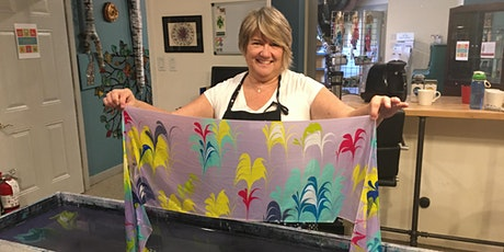 Create a Silk Scarf, SIP & DIP Workshop- PLANET BEE HONEY FARM tickets
