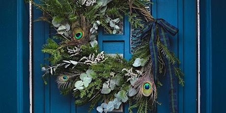 Christmas Wreath Making Classes Carlisle, Cumbria tickets