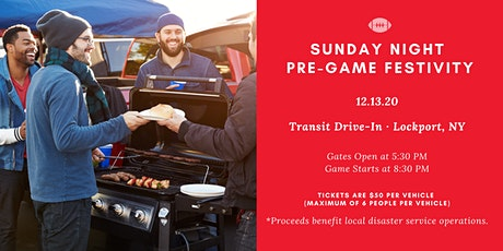 Sunday Night Pre-Game Festivity at Transit Drive-In tickets