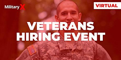 Nashville Veterans Virtual Career Fair - Nashville Career Fair tickets