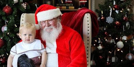Cajun Christmas Photos with Santa (Perkins/Highland) tickets