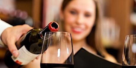 Cabernet Sauvignon| Merlot | Pinot Noir - Stars der Rotweinszene (I) Tickets
