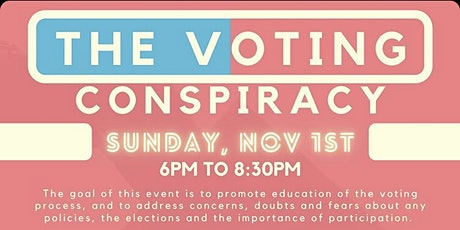 The Voting Conspiracy tickets