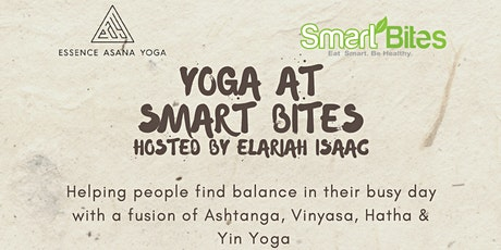 Yoga at Smart Bites tickets