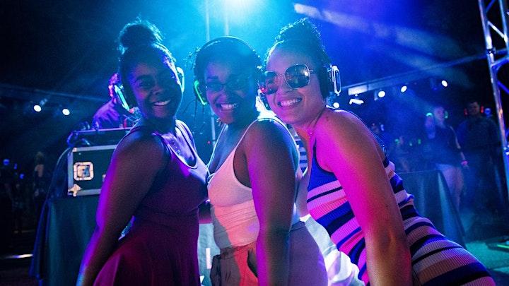 Silent Party (R&B Vs Afrobeat  Vs  Reggae) image