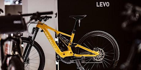 xplorehamburcchh - Teste das E-Bike Turbo Levo SL kostenlos Tickets