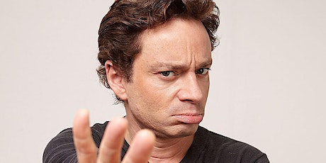 Chris Kattan LIVE from Saturday Night Live and Night at the Roxbury tickets