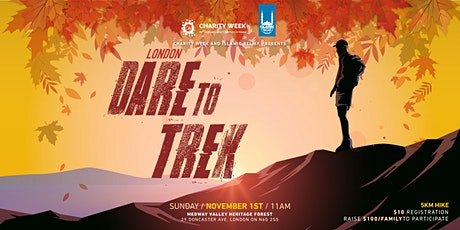 Dare to Trek London tickets