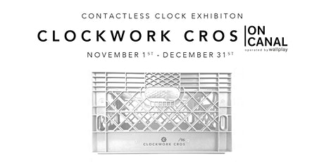 ClockWork Cros | On Canal tickets