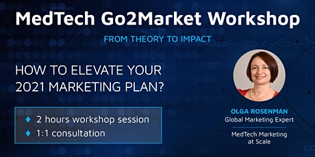 How to Elevate Your 2021 Marketing Plan? tickets