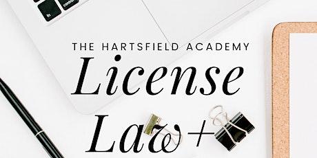 GA LICENSE LAW MasterClass: CE Plus New GAR 2021 Documents: 10:00AM-1:00PM tickets
