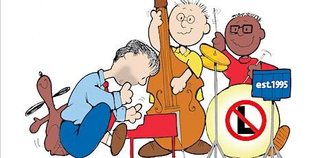 Cartoon Christmas Trio tickets