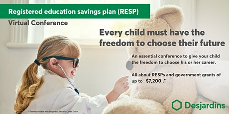 Conference : (RESPs) Your child's future tickets