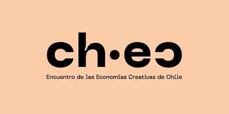 CHEC:  Otras industrias desde la Creatividad y la Cultura tickets