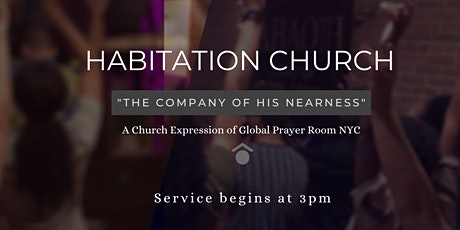 Habitation Church tickets