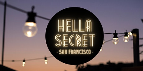 HellaSecret Outdoor Comedy & Cocktail Night tickets
