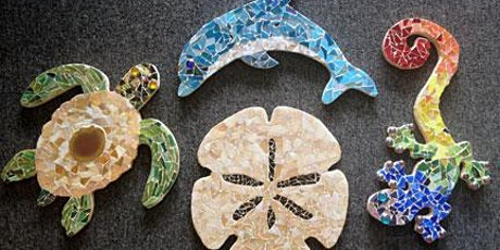 All Day Glass Mosaic Workshop tickets