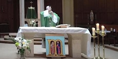 Messe de samedi  31 octobre à 17h billets