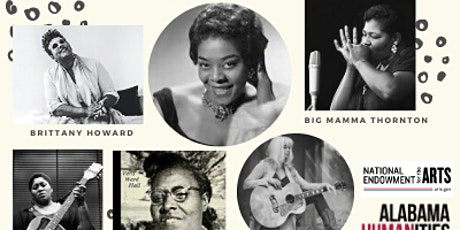 """The Women of Alabama Exhibit: A Musical Journey from 1900s to 2020"" tickets"