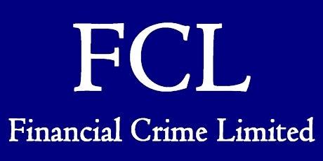 Anti-Money Laundering & Counter Terrorist Financing tickets