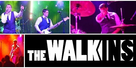 The Walk Ins  at 115 Bourbon Street- Friday, November 6 tickets