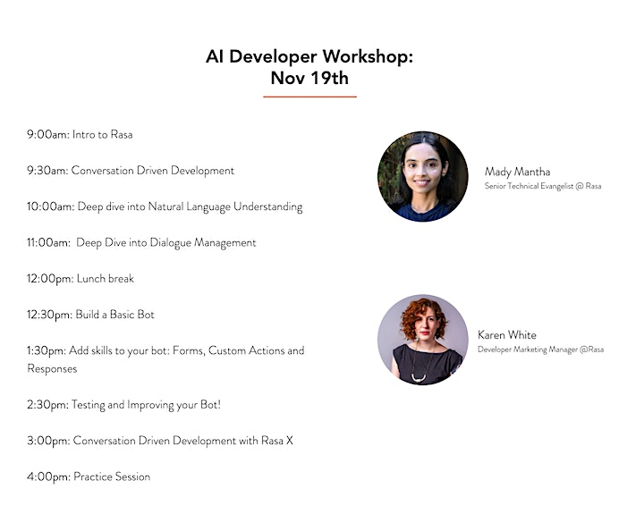 Chatbot Conference Online: Chatbots, Voice Skills &  AI Conference image