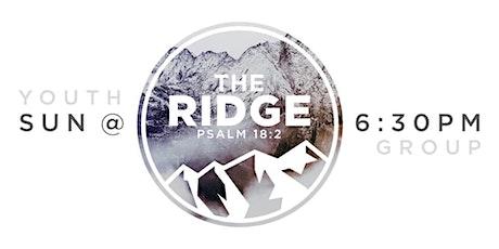 The Ridge Youth @ StoneRidge - November 1, 2020 tickets