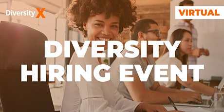 Richmond Virtual Career Fair - Diversity Career Fair tickets