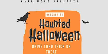 Drive Thru Trick or Treat tickets