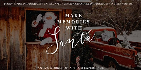 Santa's Workshop: A Photo Experience tickets
