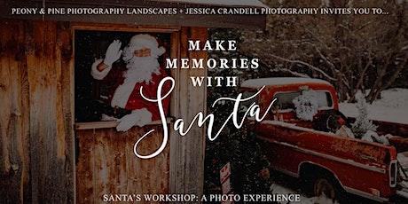 Santa's Workshop: A Photo Experience tickets