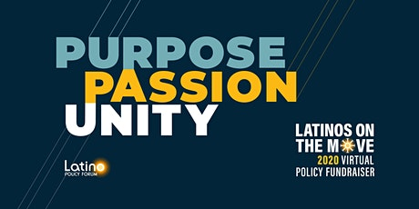 Latinos on the Move, 2020 Virtual Policy Luncheon Tickets
