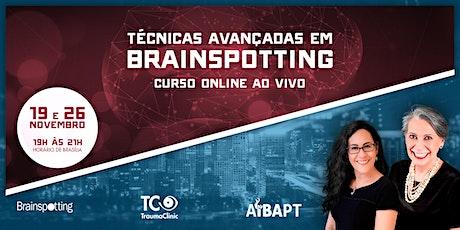 Técnicas Avançadas em Brainspotting (em português) ingressos