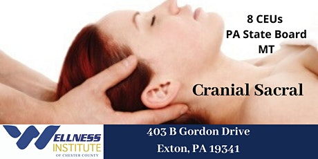 Cranial Sacral tickets