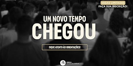 CULTO PRESENCIAL - IBF SALVADOR (NOITE) ingressos