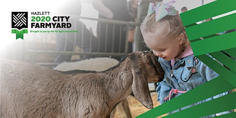 The Hazlett City Farmyard - brought to you by the NZ Agricultural Show tickets