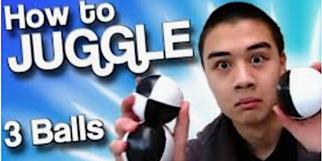 Learn to Juggle at Home Free Workshop tickets