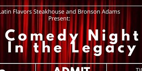 Comedy Night in the Legacy tickets