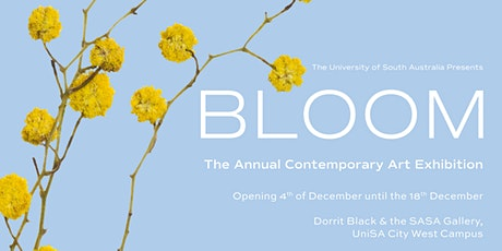 BLOOM - UniSA Graduate Exhibition tickets