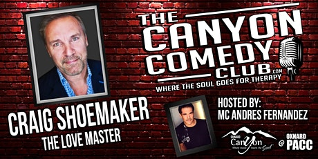 Craig Shoemaker - Comedy In The Courtyard Oxnard tickets