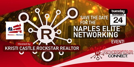 Free Naples Elite Networking Event by Kristi Castle (November) tickets